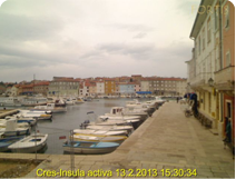 Web camera / Croatia / Cres